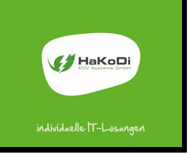 Hakodi Imagebroschuere 2014